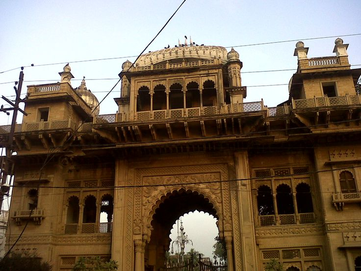 Old city, Gwalior, Madhya Pradesh