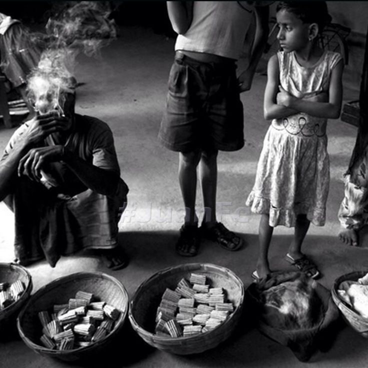 Me duele cuando los niños son siempre los que pagan las consecuencias de la pobreza y el abandono. #JuanFe