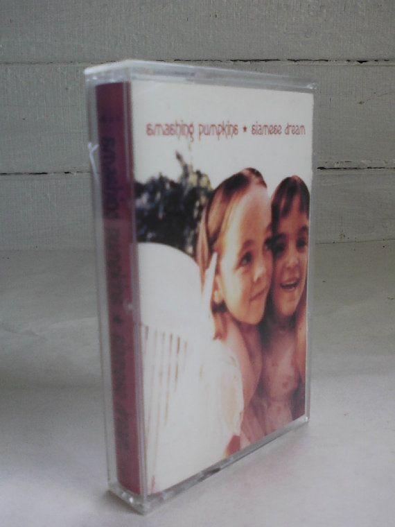 Smashing Pumpkins - Siamese Dream Cassette Tape