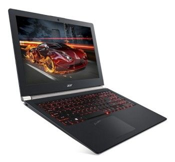 Acer Aspire VN7-591G-73Y5 15 Nitro Black Edition, Best for game lovers.