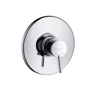 Hansgrohe Talis S Single lever bath or shower mixer for concealed installation 150mm
