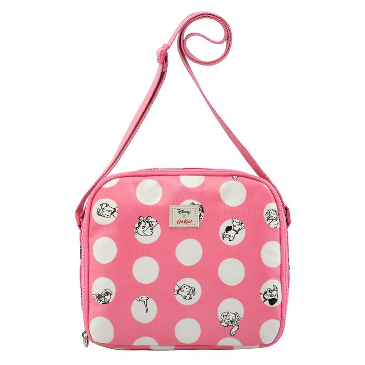 PEEKABOO SPOT KIDS LUNCH BAG - Cath Kidston x Disney - Disney Style Blog