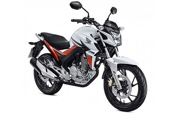 Com visual mais arrojado, novas cores e grafismos, a nova moto Honda CB Twister 250 linha 2017 tem preço básico de R$ 13.830. Leia mais...