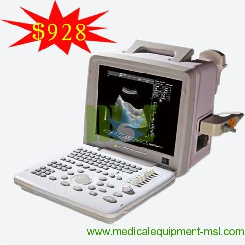 MSL ultrasound machine-Portable ultrasound machine price-B-ultrasound scanner - MSLPU01