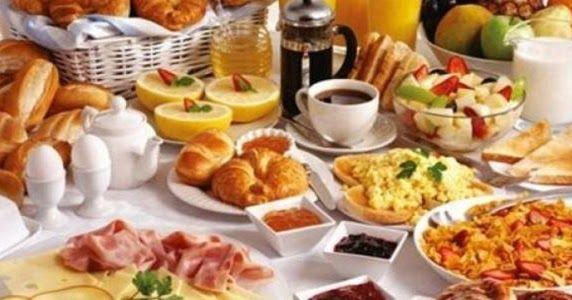 أفضل فطور في رمضان تتميز وجبة الإفطار في رمضان بالكثير من الطقوس والأطباق الخاصة بها والتي يقوم غالبية الناس بتحضيره Healthy Breakfast Food Perfect Breakfast