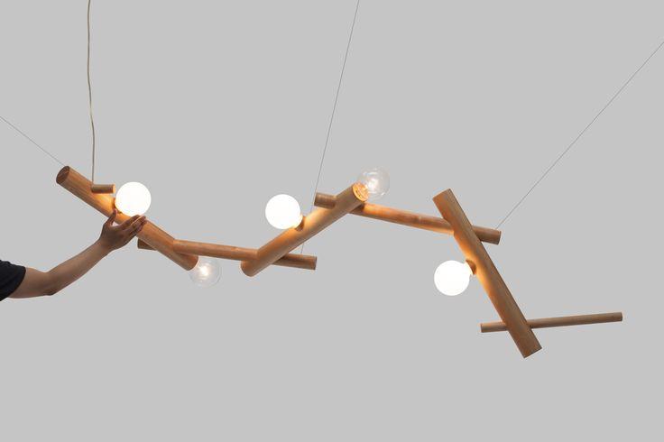 Branch Lighting designed by BKID #Innisfree  #Lighting #Branch #Bulb #Light #interior #BKID #BKIDSTUDIO #송봉규 #bongkyusong