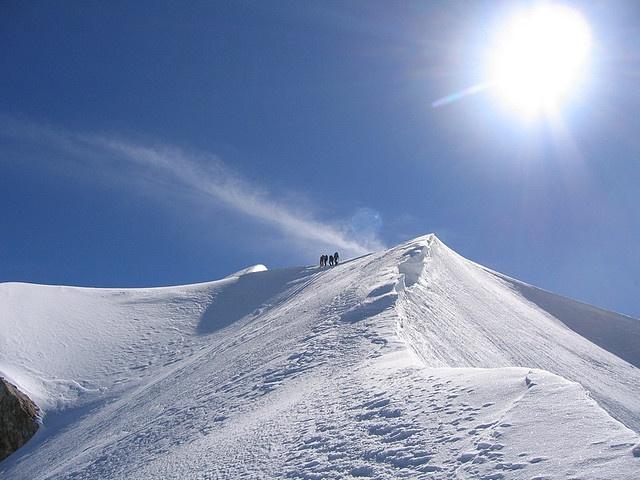 Stunning European Skiing