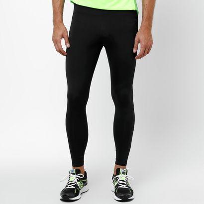 Ideal para as corridas noturnas, a Calça Legging New Balance Go conta com detalhes refletivos que te destacam na pista. Além disso, é superleve, possui bolso interno e tecido de secagem rápida.   Netshoes