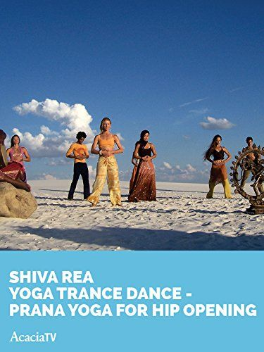 Shiva Rea Yoga Trance Dance - Prana Yoga for Hip Opening * You can get additional details at the image link.  This link participates in Amazon Service LLC Associates Program, a program designed to let participant earn advertising fees by advertising and linking to Amazon.com.