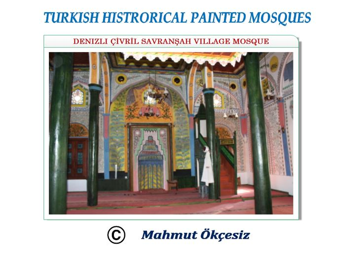 Savranşah village mosque