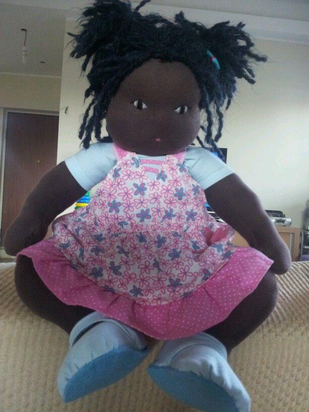 waldorf doll style