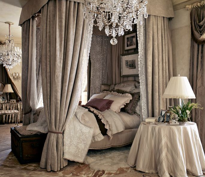 Ralph Lauren Home Collection: The Heiress.: Dreams Bedrooms, Ralph Lauren, Romantic Bedrooms, Dreams Beds, Ralphlauren, Master Bedrooms, Canopies Beds, Four Posters Beds, French Furniture