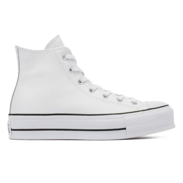 Converse Chuck Taylor All Star Platform Lift Clean High Canvas women's casual trainers