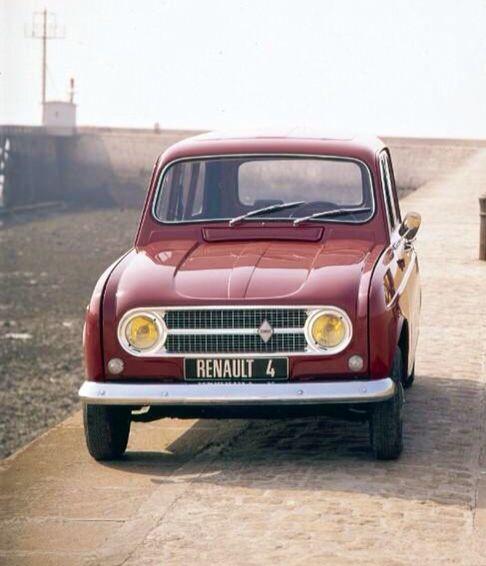 Renault 4 - 1967