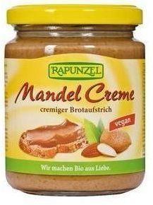 2304 Ft - Rapunzel bio ízesített mandulakrém 250g - Herbaline Egészségbolt
