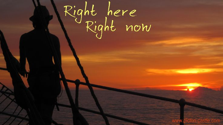 Right here - Right now Tall Ship Sailing! #sail #ships #sea #ocean #world #discover #waves #pictoncastle #tallship #adventure #sailing