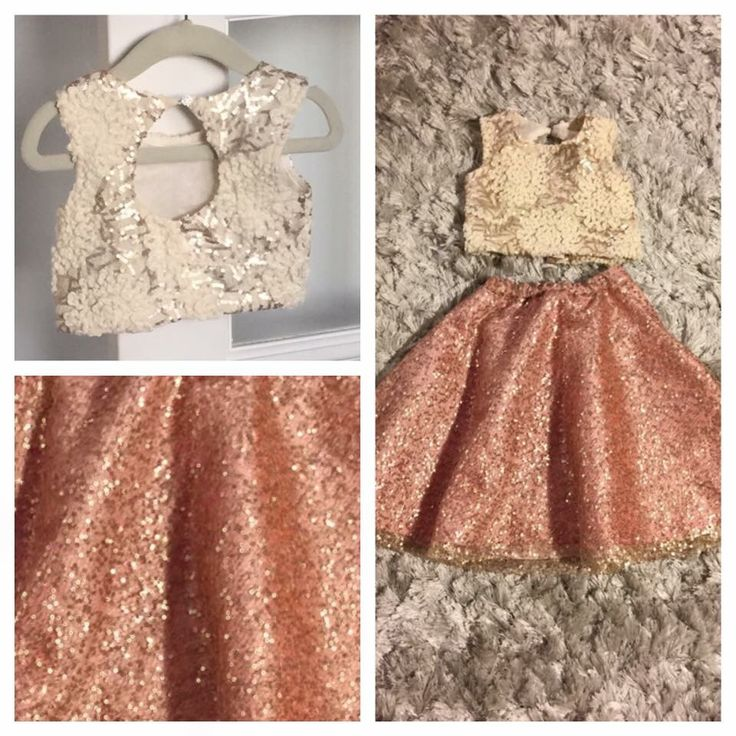 holiCHIC kids - TEXTURED SEQUIN LENGHA