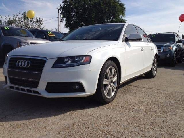 This 2011 Audi A4 2.0T Premium is listed on Carsforsale.com in Marrero, LA. This vehicle includes Exhaust - Dual Tip, Front Bumper Color - Body-Color, Mirror Color - Body-Color, Rear Bumper Color - Body-Color, Steering Ratio - 16.3, Air Filtration, Armrests - Front Center, Armrests - Rear Center Folding With Storage, Center Console Trim - Alloy, Dash Trim - Alloy, Door Trim - Alloy, Floor Mat Material - Carpet, Floor Mats - Front, Floor Mats - Rear, Front Air Conditioning - Automatic…