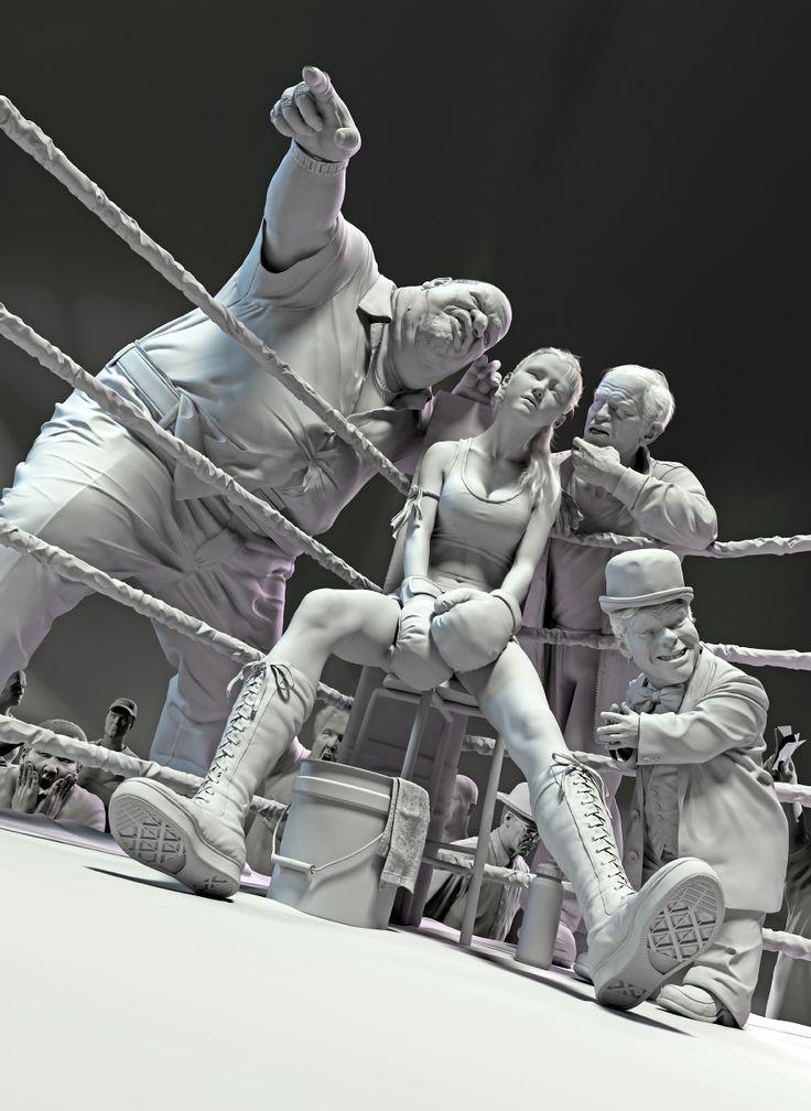 Nice 3D work!
