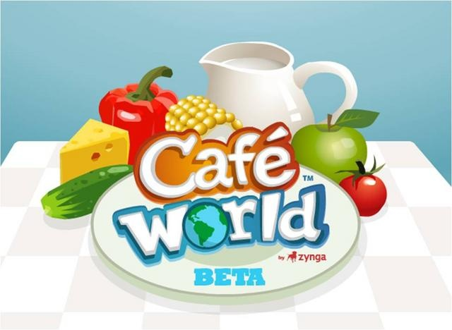 cafe world -
