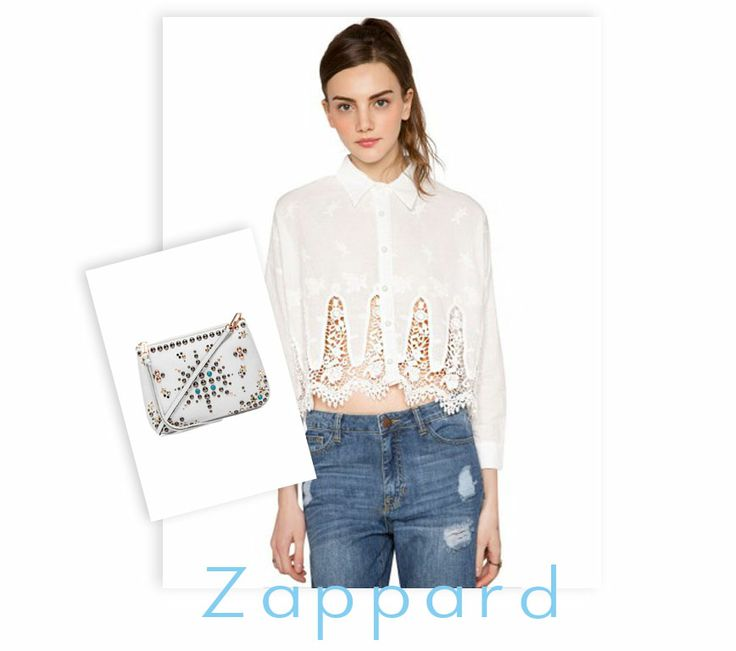 Zap to show your taste of style in a precise manner. Follow styles and fashion products.  www.zappard.com