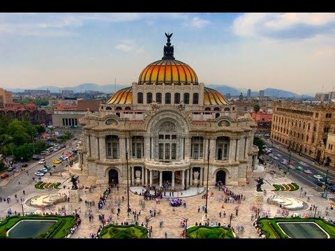 Turismo Ciudad de México - Tourism in Mexico City (México DF)