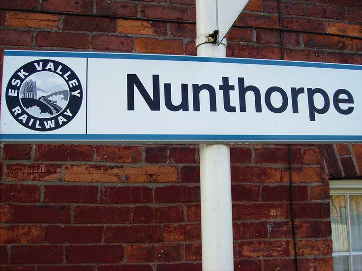 Nunthorpe Railway Station (NNT) in Nunthorpe, Middlesbrough