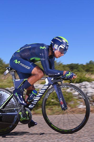 #TDF2016 / Stage 13 Nairo QUINTANA / BourgSaintAndeol La Carerne du PontD'Arc…