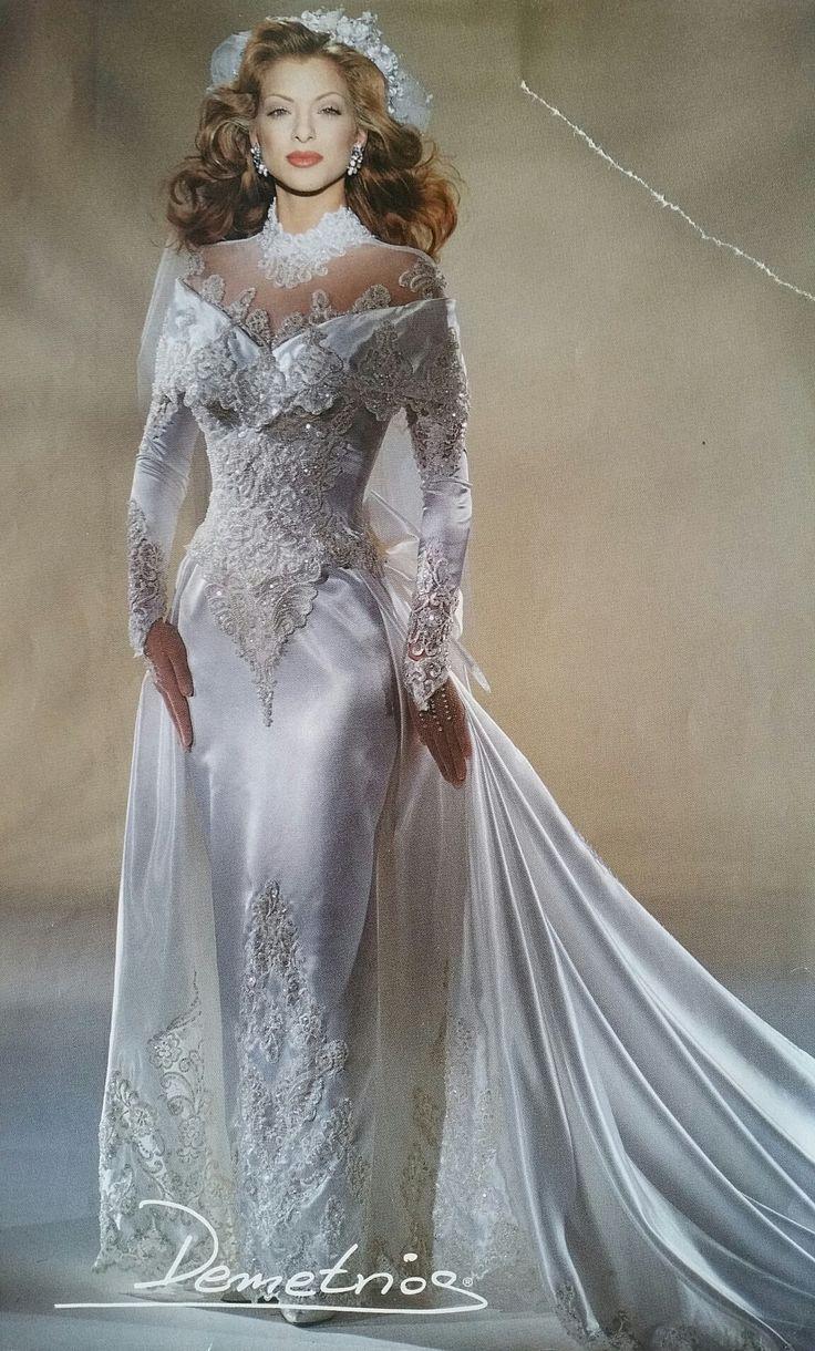 Demetrios 1994 1980s Style Wedding Dresses Wedding Dresses Bridal Dresses