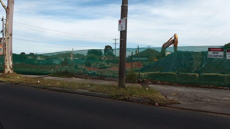 NEW CONSTRUCTION WORKS IN SUNSHINE 439 BALLARAT RD Corner of Stonemark st
