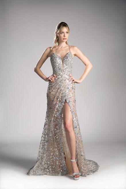 35a6d9b098144 $322.00 ✓Ships in 3-5 Days ✓All Size ✓Online Payment Option Cinderella  Divine 8982 Prom Dress #Cinderella #Divine #Prom #Long #V-Neck #Evening # Dress ...