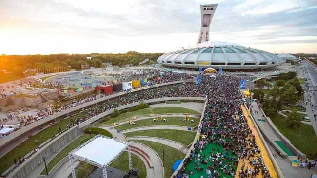 40 Montreal Food Trucks Will Be Stationed At The Olympic Stadium Park For July's 2014 First Friday | MTL Blog