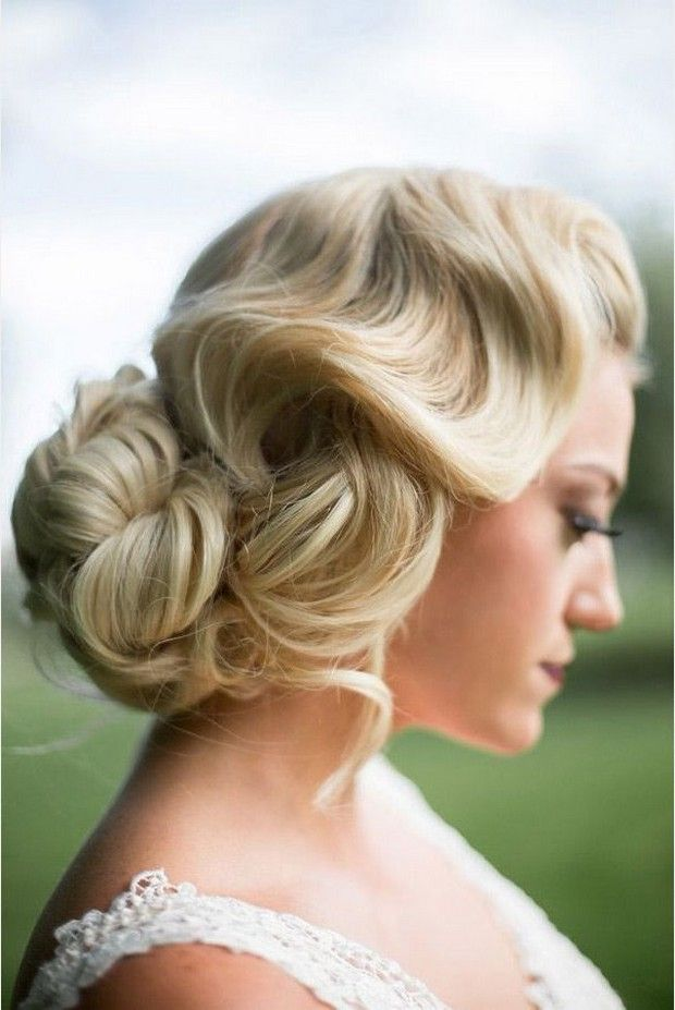 Whether up or down, summer wedding hairstyles are all about feeling that sultry summer breeze and letting your natural style shine through.