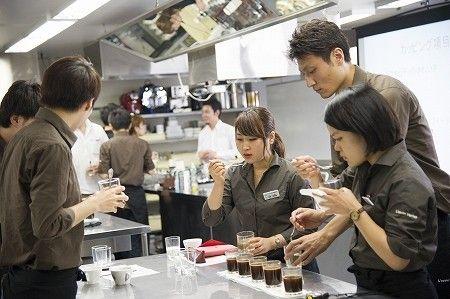 【レコールバンタン】[業界認定プログラム]NOZY COFFEEの能城講師からカフェの独立について学ぶ!