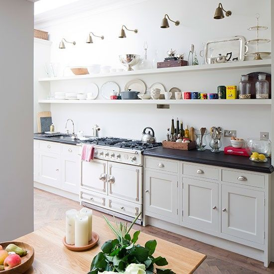 Best London Terrace Home Modern Country Kitchens Quirky 640 x 480
