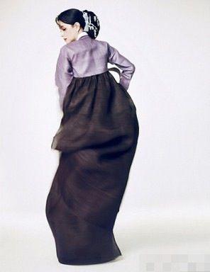 Korean traditional dress - hanbok
