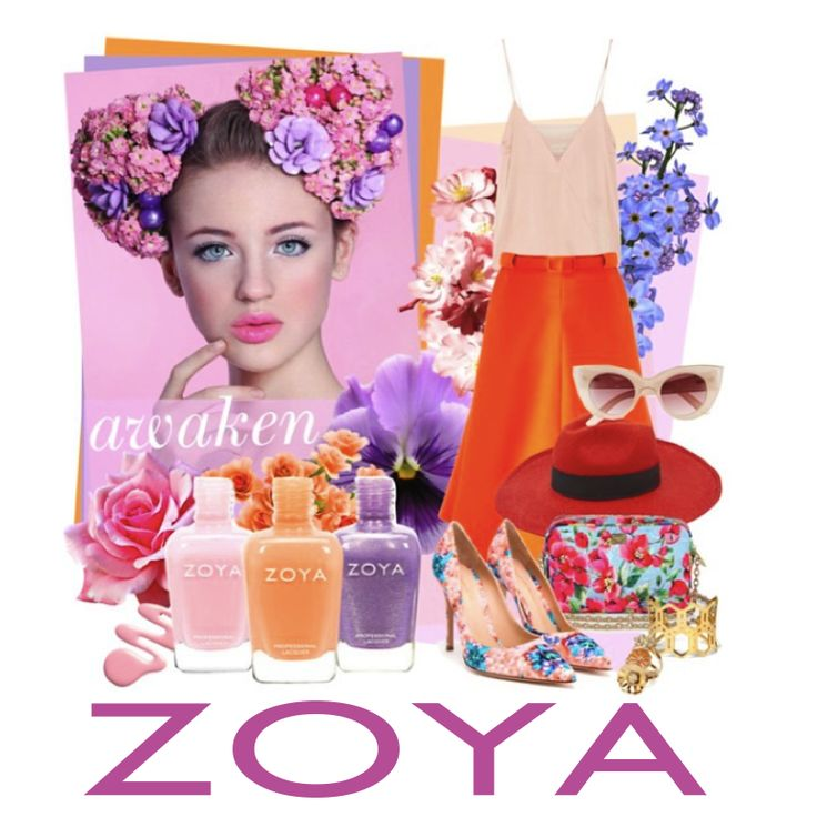 Zoya Awaken Hudson, Cole, Dot  #zoyaoje #tırnak #nail #fashion #nailcolors #nailart #moda #shoes #bags #dress #zoyaturkiye #jewerly #kadın #style #jacket #skirt #bag #küpe #ayakkabı #elbise