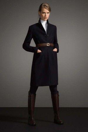 Мужская и женская одежда Massimo Dutti осень-зима 2014-2015
