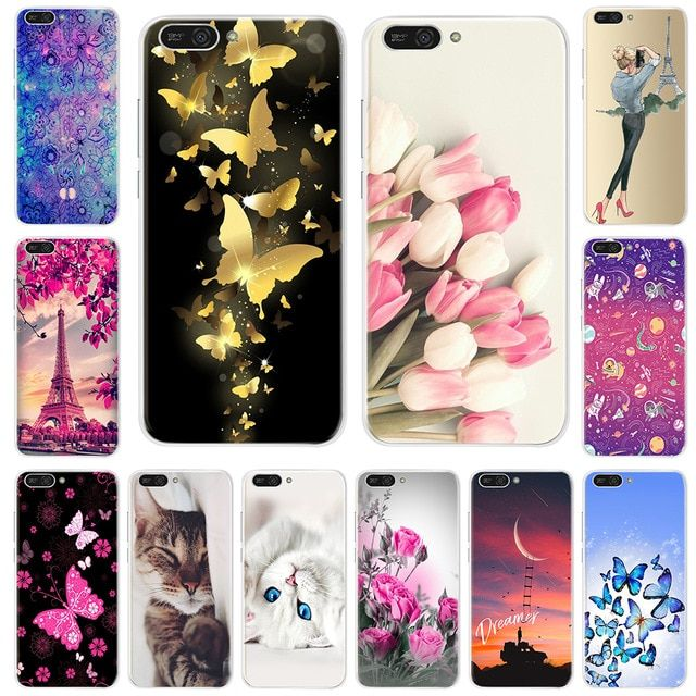 Silicone Tpu Case For Huawei Y6 2018 Cover Pattern Phone Case For Huawei Y6 Prime 2018 Case Cover For Huawei Y6 Y 6 Prime 2 Pattern Phone Case Phone Cases Case