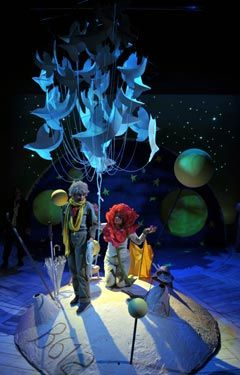 The Little Prince at Hampstead Theatre