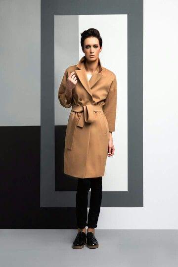 пальто+ботинки