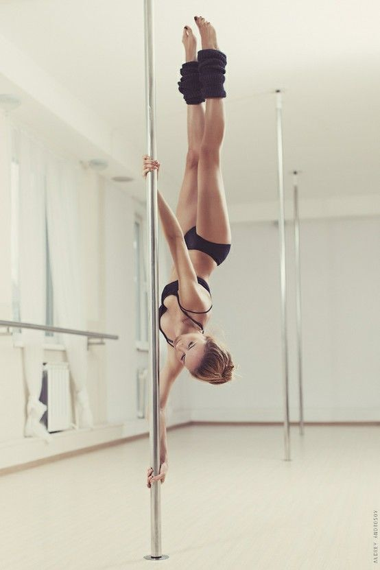 She makes it look so easy but it actually takes so much muscle strength!