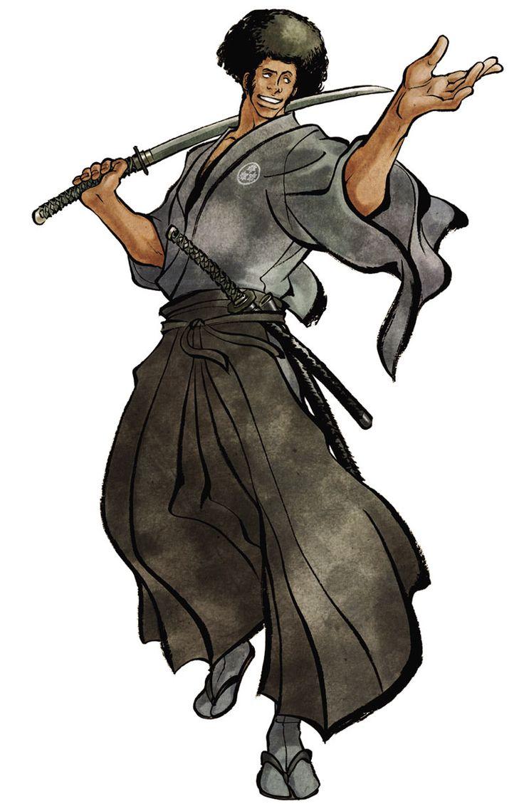 J - Characters & Art - Samurai Shodown: Sen