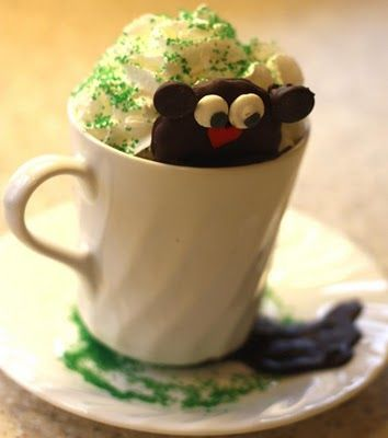 Gourmet Mom on-the-Go: Groundhog Hot Cocoa