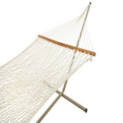 Save $ 20 order now Double Hammock – Polyester at Discount Patio Furniture
