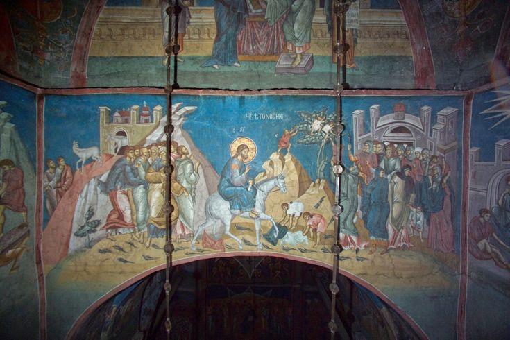 BLAGO   BLAGO : Decani : 25 Entry into Jerusalem