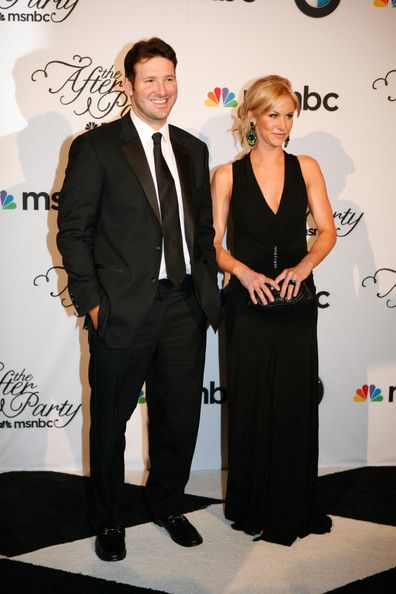 Tony Romo Photos Photos - Dallas Cowboys quarterback Tony Romo and his girlfriend Candice Crawford arrive at the MSNBC Afterparty following the White House Correspondents' Association dinner on May 1, 2010 in Washington, DC. The annual dinner featured comedian Jay Leno and was attended by President Barack Obama and First Lady Michelle Obama. - 2010 White House Correspondents' Association Dinner - MSNBC After Party