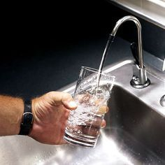 Install an under-sink water filter instead of drinking expensive bottled water all year round. About $120.