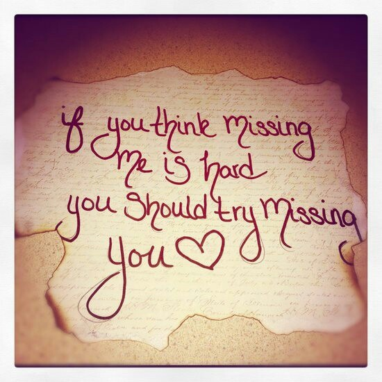 Missing Him Quotes About Love. QuotesGram