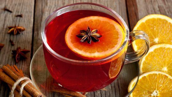 Pomarančový punč - Punch á l´orange